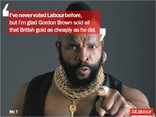 Mr. T Labour