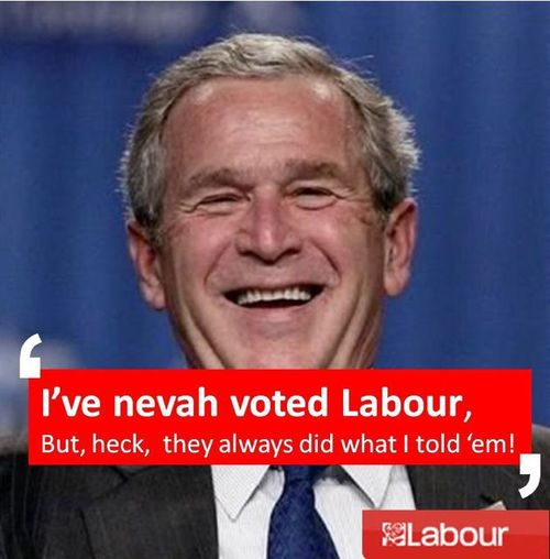 Bush Labour 2