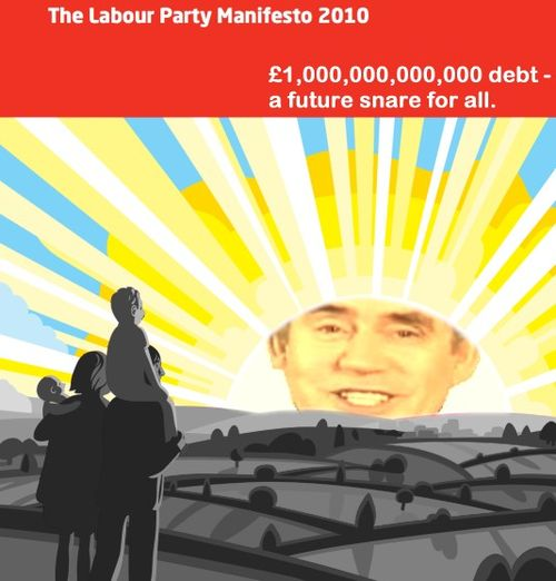 Labour Manifesto spoof - A future snare for all